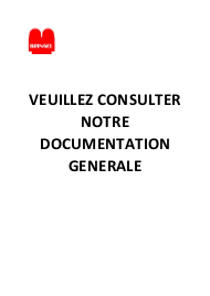 Documentation Printemps-Été